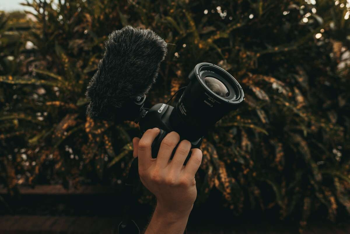 What does every videographer need?