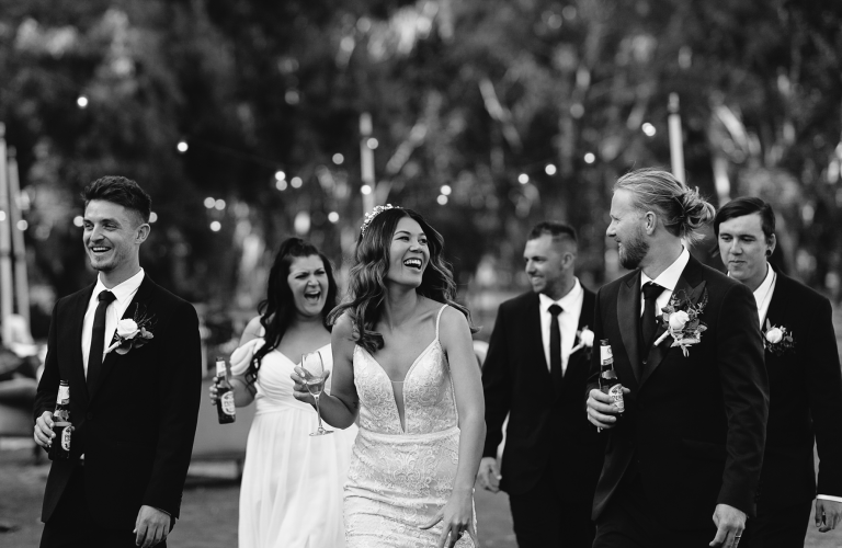 Sharon & Steve  by Wild Romantic Photography Melbourne