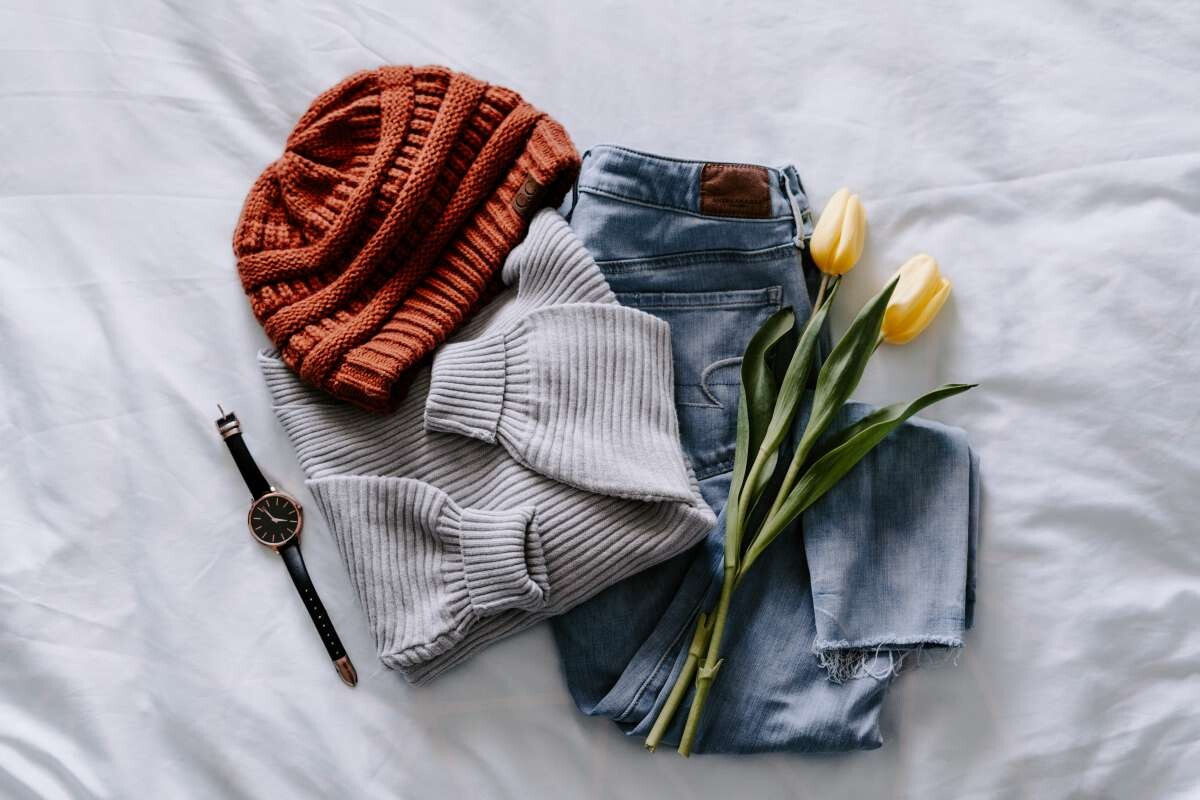 How to Photograph Flat Lay Clothing?