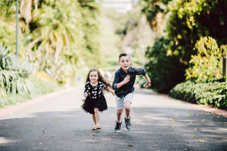 Sibling Love  by Wild Romantic Photography Melbourne