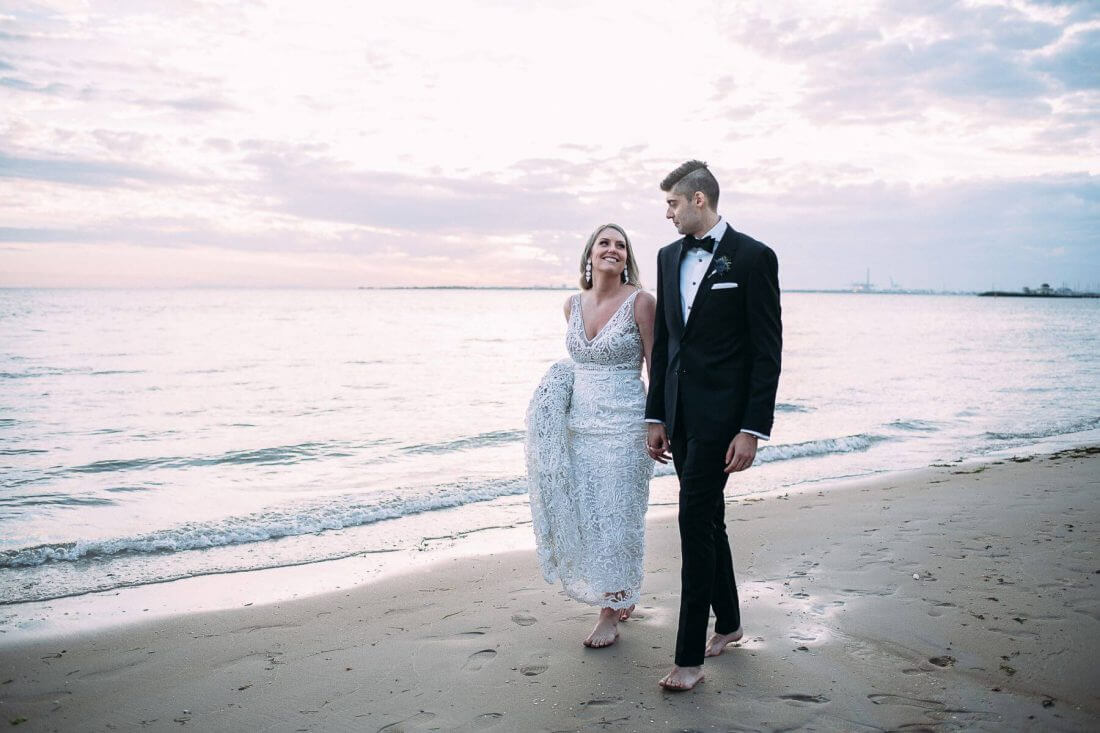 Tanya & Ben  by Wild Romantic Photography Melbourne