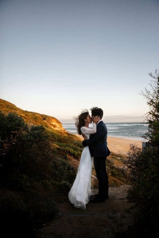 Wild Romantic Wedding Photography Melbourne