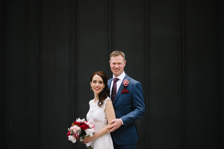 Caroline & Liam's colourful Heide Moma wedding in Bulleen
