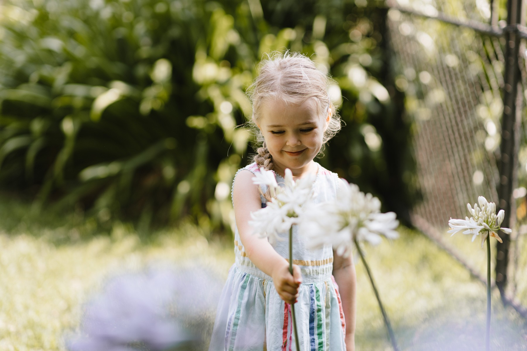 Sassy's 4th Birthday  by Wild Romantic Photography Melbourne