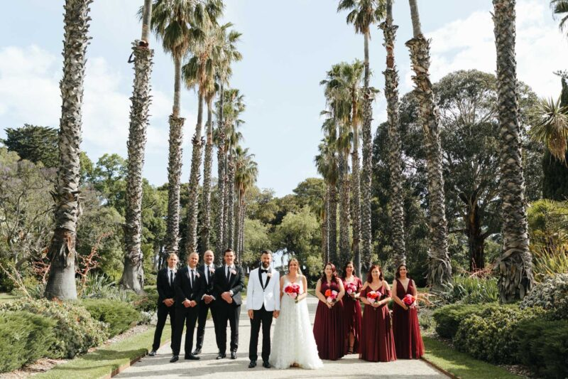 What do wedding photography packages include?