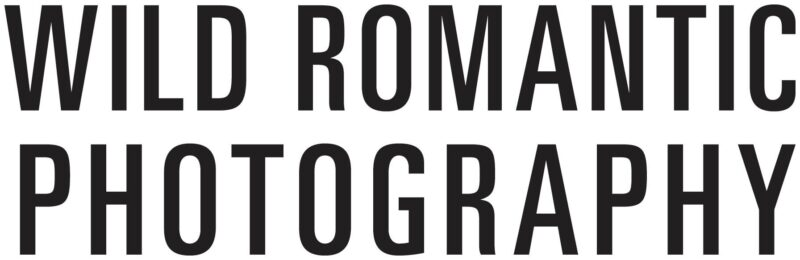 wild romantic wedding photography melbourne logo