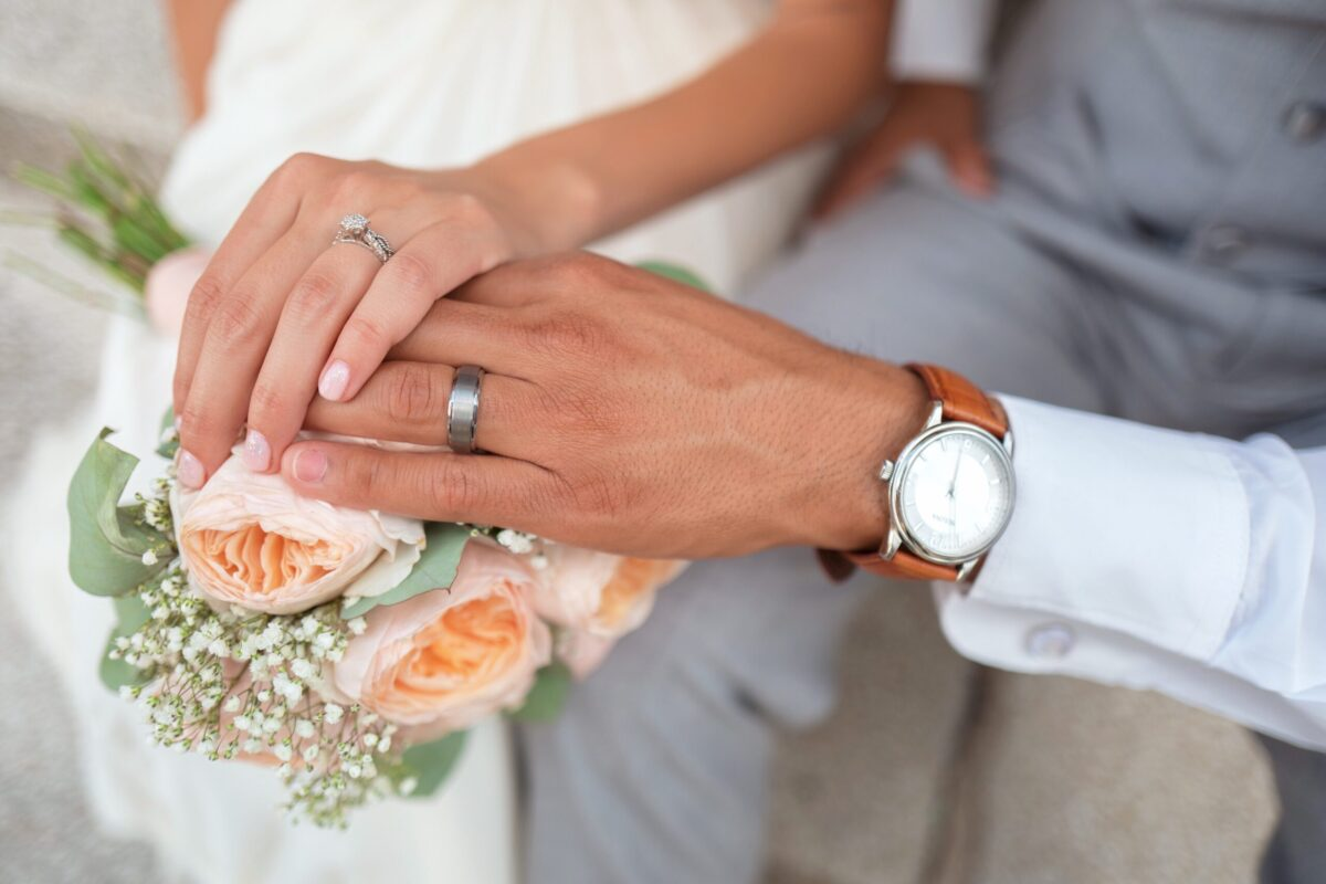 How far in advance should I book a wedding photographer?