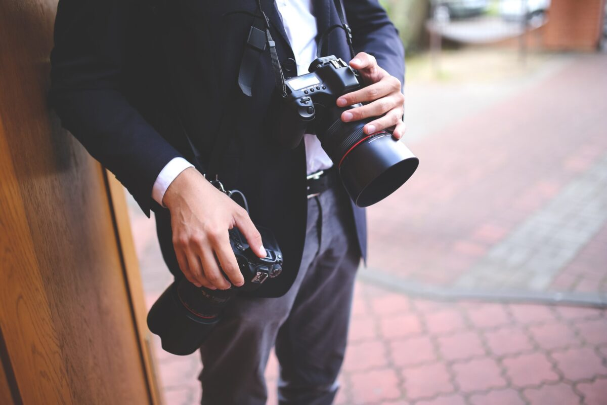 What do you do if you don't like your wedding photos?