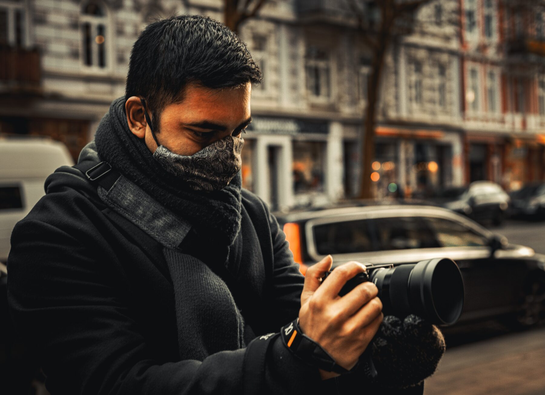 What makes you a photographer?