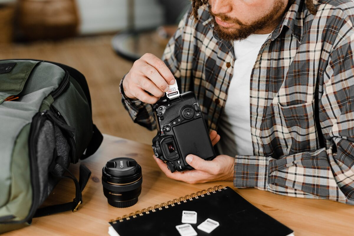 What does every photographer need?