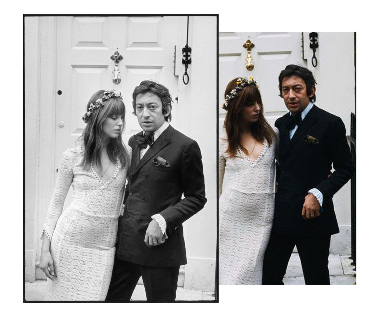 Bridal Muse: Jane Birkin  by Wild Romantic Photography Melbourne